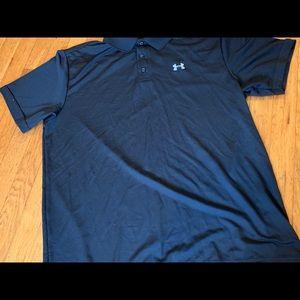 Classic Under Armour Golf Shirt